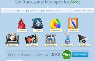 Screenshot MacUpdate Free Bundle