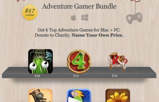 Screenshot NYOP Adventure Gamer Bundle