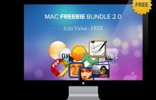 here is the Screenshot for the Mac Freebie Bundle 2.0