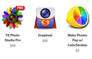here is the Screenshot to the MacPhun Photo Editor Bundle