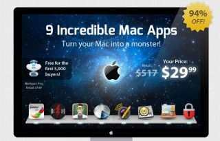 here is the Screenshot of the iStack Mac Bundle 3.0
