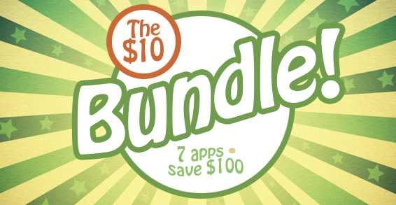 hier ist der Screenshot zum 10$ Bundle Two Dollar Tuesday