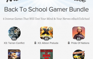 here is the Screenshot of the Back to School Gamer Bundle