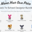 EXPIRED – Back to School Designer Bundle with up to 8 tools / apps at your own defined price