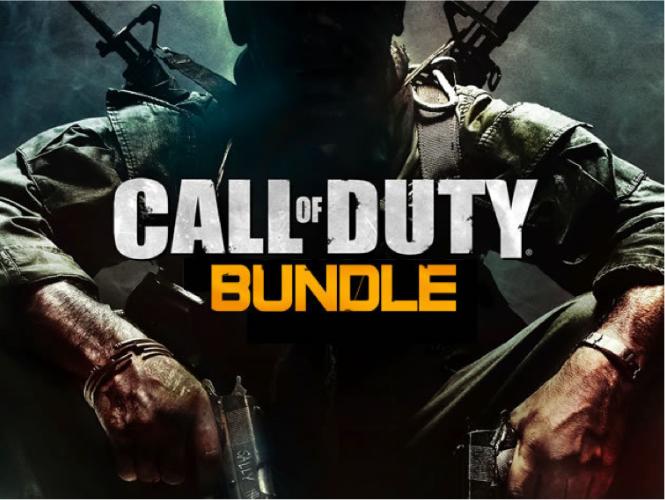 Screenshot Call of Duty Bundle