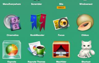 Screenshot Our biggest mac bundle ever