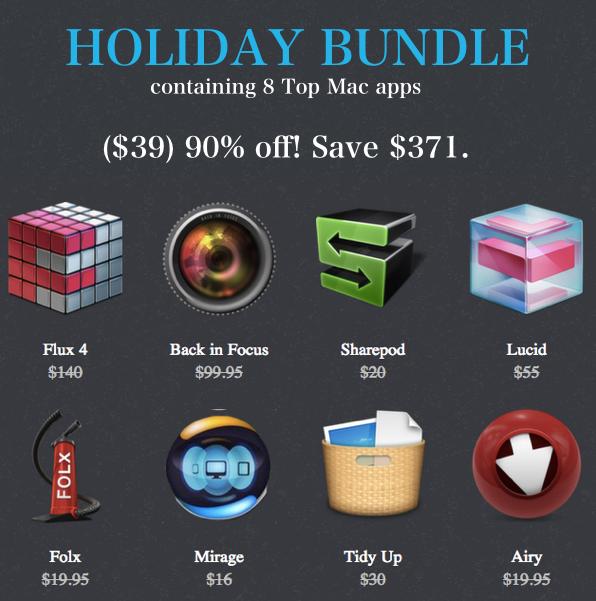 Banner Macbundler Holiday Bundle