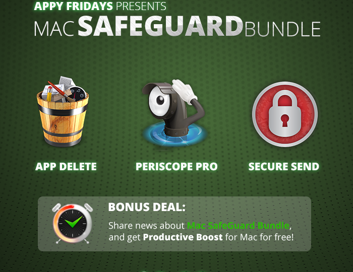 Banner Mac SafeGuard Bundle