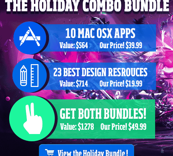 Holiday Combo Bundle