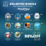 Screenshot Unlimited Bundle AppyFridays