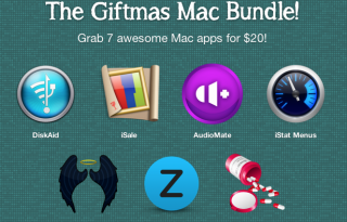 Screenshot Giftmas Mac Bundle