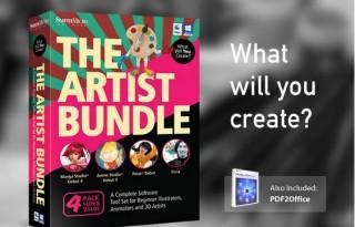 Screenshot Digital Artist Mac Bundle