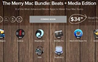 Screenshot Merry Mac Bundle