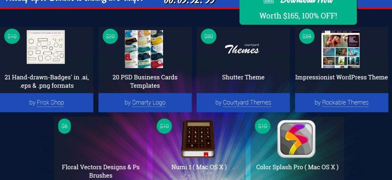Screenshot BundleHunt Free Promo Bundle