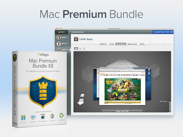 Screenshot StackSocial Mac Premium Bundle X8