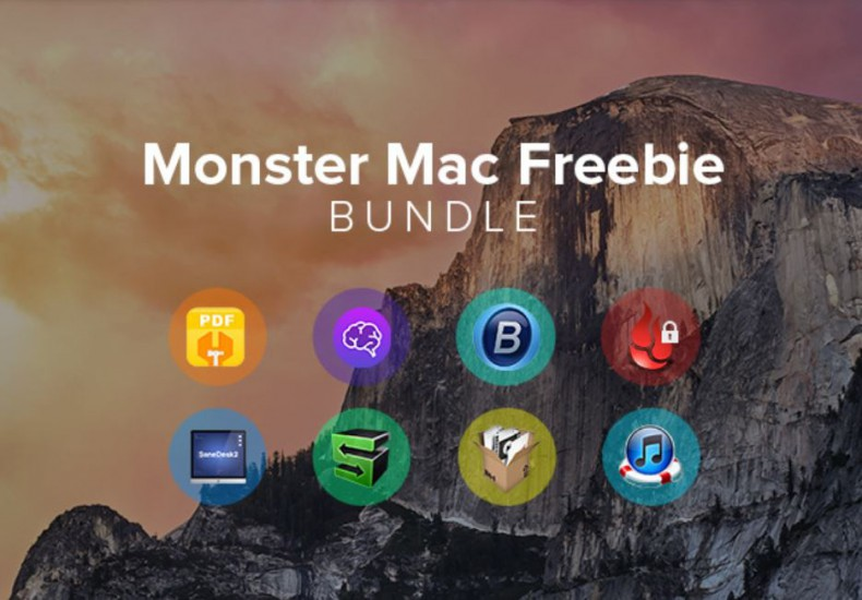 Photo Monster Mac Freebie Bundle