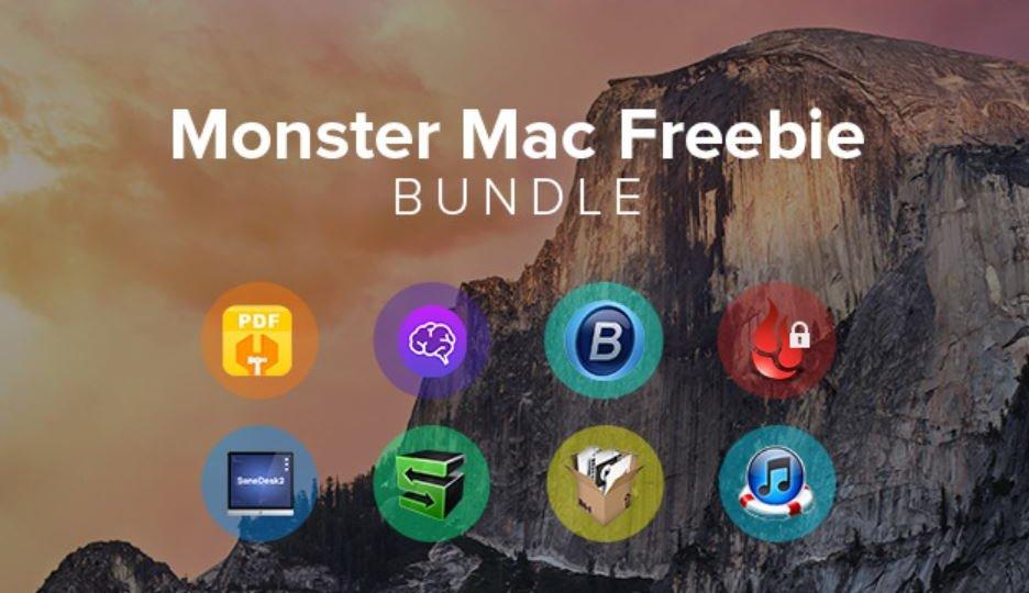 Photo Monster Mac Freebie Bundle