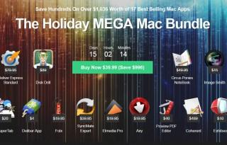 Photo Holiday Mega Mac Bundle