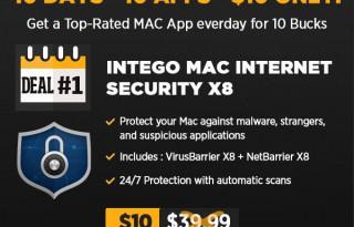 Photo Intego Mac Internet Security Bundle X8