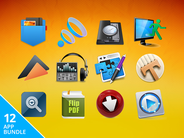 Photo Pay What You Want 2016 Mac Bundle