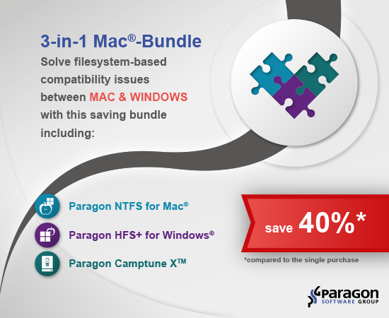 Photo Paragon 3-in-1 Mac Bundle