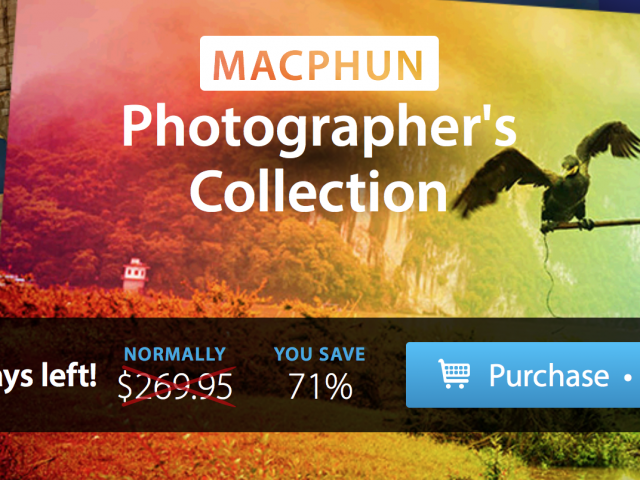 Photo MacPhun Photographer's Collection Bundle