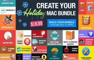 Photo Bundlehunt Holiday Mac Bundle