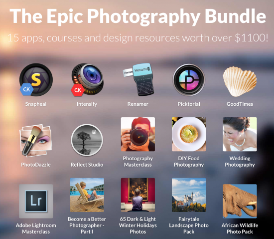 Photo Epic Photography Bundle