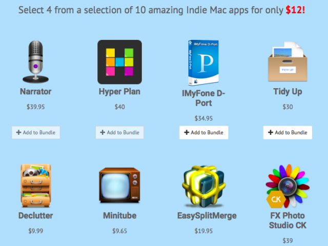 Photo Bundlefox Pick Your Own Mac Bundle May