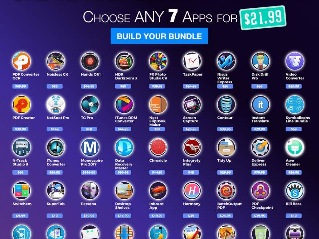 Photo Smart 7 App Mac Bundle