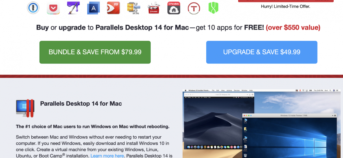 Photo Parallels Mega Mac App Bundle