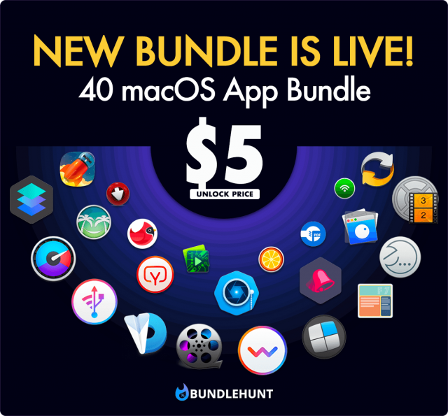 Photo Bundlehunt Mac App Bundle
