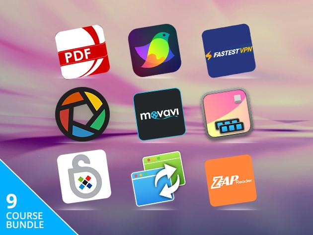 Photo of the 2020 Mac Productivity Essentials Bundle