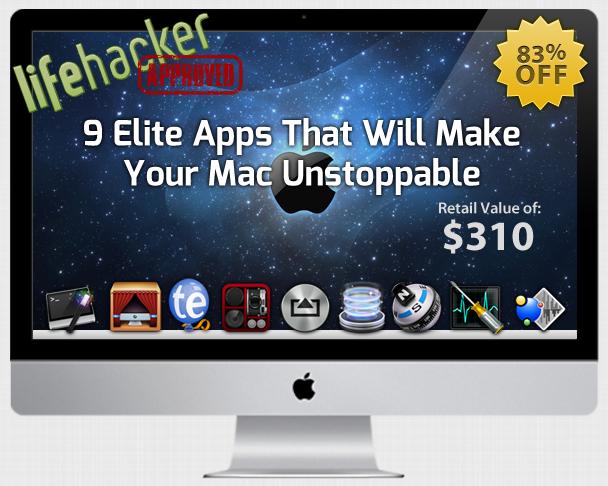 hier ist das Bild zum Lifehacker Bundle von StackSocial