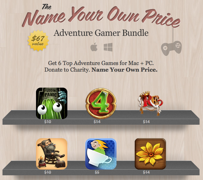 Screenshot NYOP Adventure Gamer Bundle