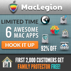 here is the Screenshot to theMacLegion Security Bundle