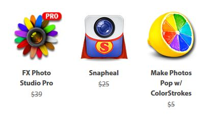 here is the Screenshot to the MacPhun Photo Editor Bundle