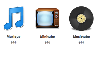 here is the Screenshot of the Mac Media Mini Bundle