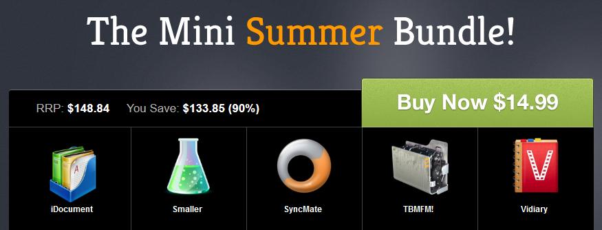 here is the Screenshot to the Mini Summer Mac Bundle