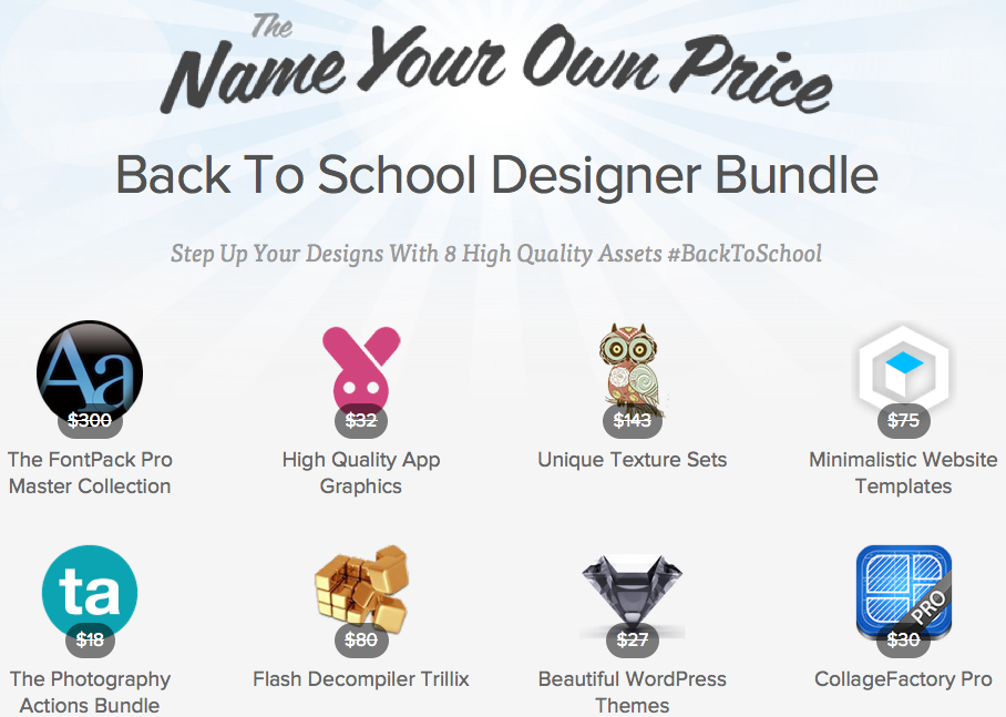 here is the Screenshot of the Back to School Designer Bundle