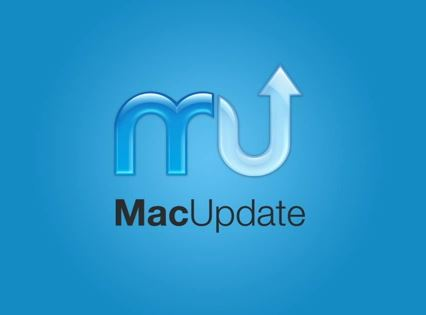 here is the Screenshot of the MacUpdate-Logo