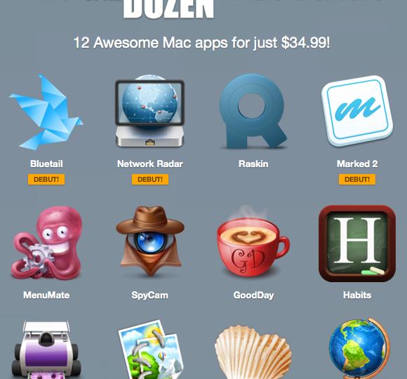 hier ist der Screenshot zum Cheaper By The Dozen Bundle