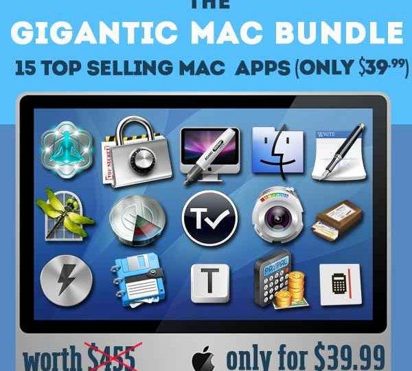 here is the Screenshot of the Gigantic Mac Fall Bundle