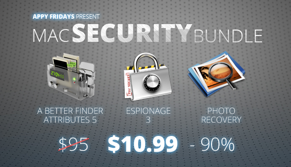 Screenshot Mac Security Bundle