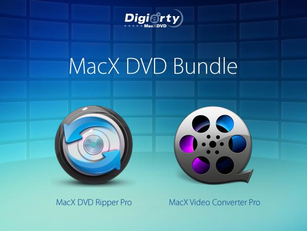 MacX DVD Bundle