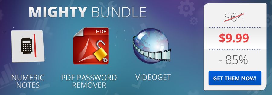 Screenshot Mighty Bundle