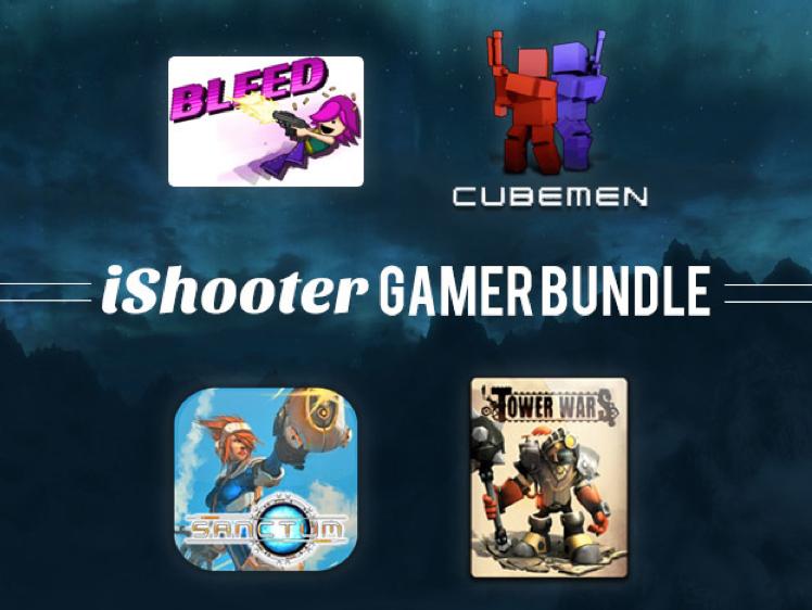 Screenshot iShooter Mac Gamer Bundle