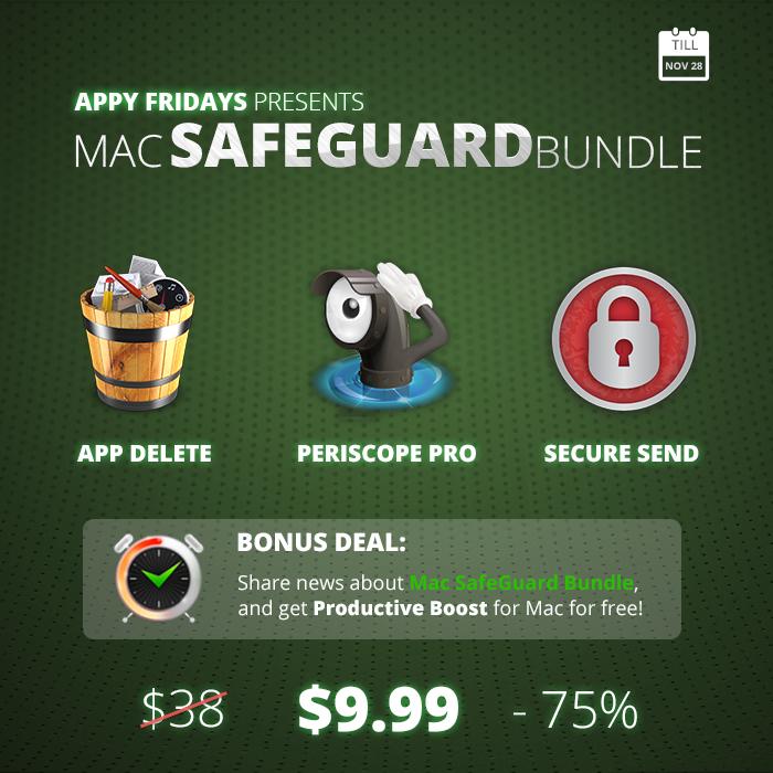 Banner Mac SafeGuard Bundle