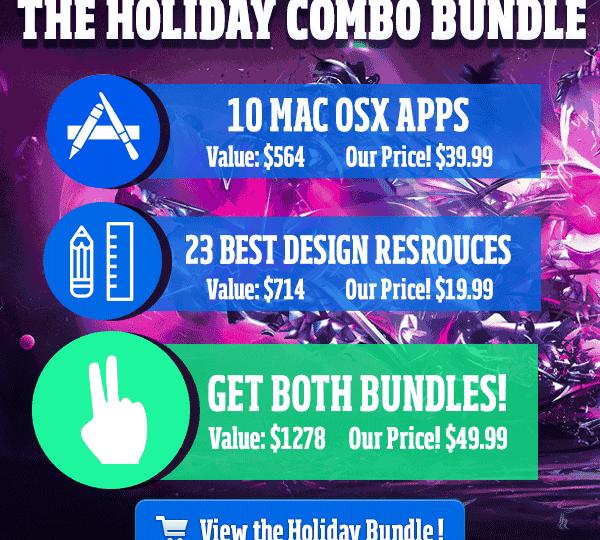 Holiday Combo Bundle