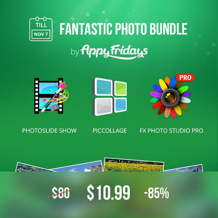 Screenshot Fantastic Photo Bundle